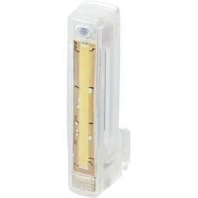 Knog Plus Reflektor przedni LED, biały/przezroczysty